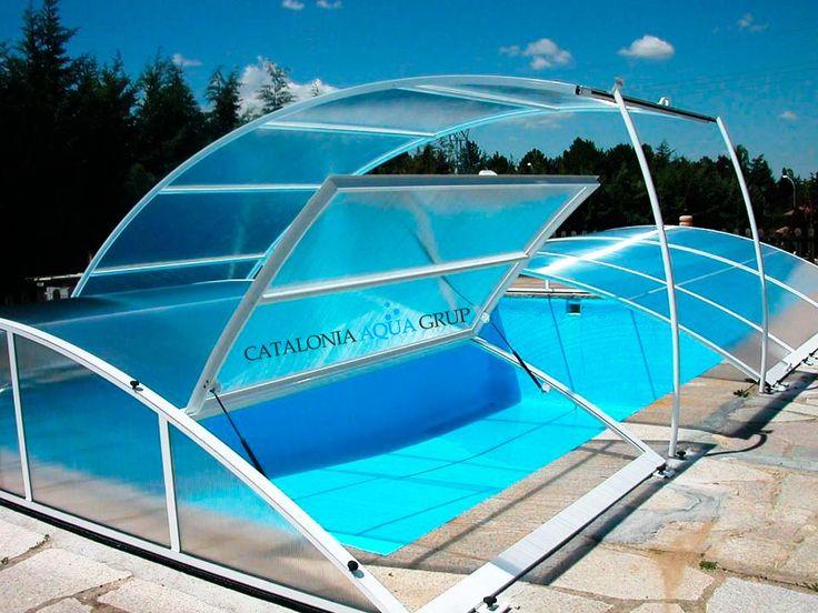 Comprar cubierta baja para piscina Lanzarote