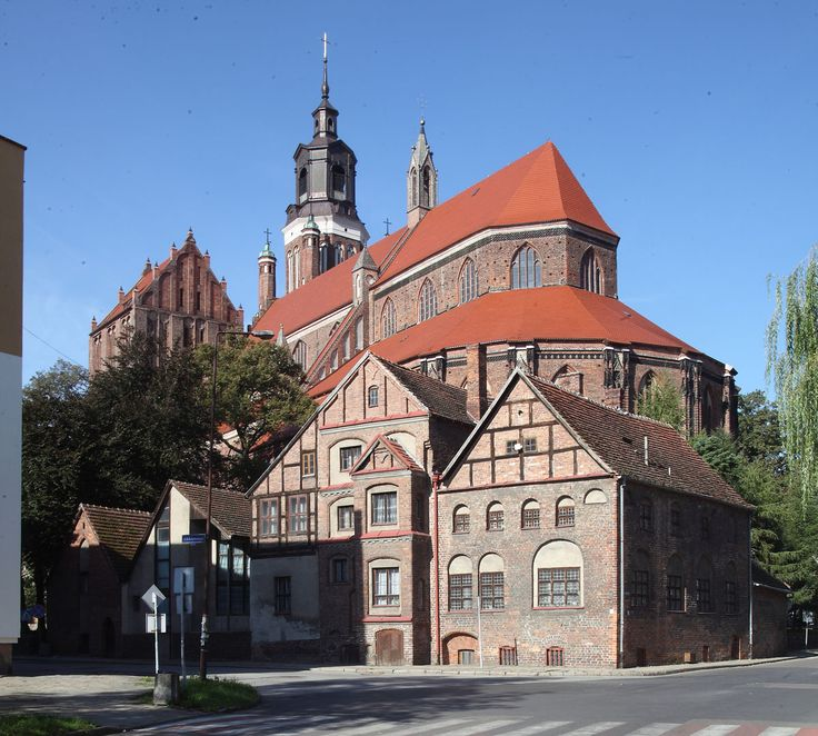 St. Mary's Church, a prime example of Gothic architecture
