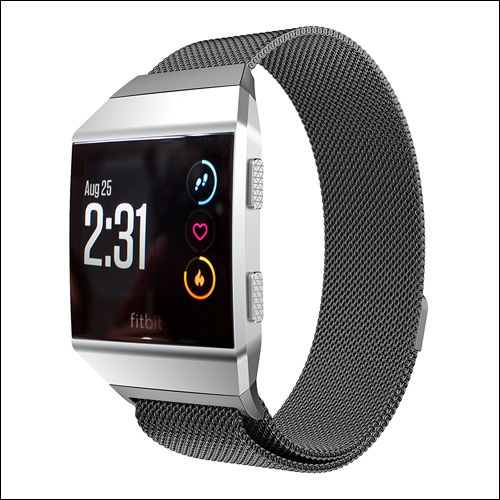 16 Best Fitbit Ionic Bands Third Party Replacement Straps For Fitbit Iconic Replacement
