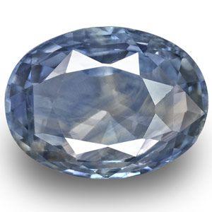 10.43-Carat Rare GIA-Certified Unheated Kashmir-Origin Sapphire