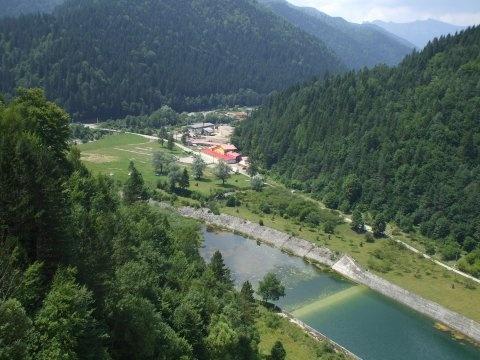Bicaz Dam - Bacau