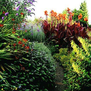 Tropical Garden Design indoor tropical garden planted with betel nut trees and various kind of tropical plants and flowers Tropical Garden Design Photos Successful Garden Design