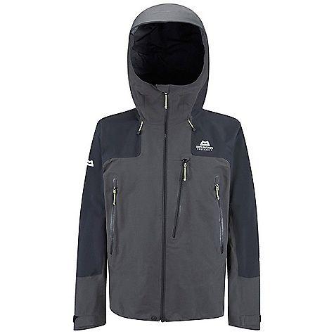 Mountain Equipment Men's Lhotse Jacket: FEATURES of the Mountain Equipment Men's Lhotse Jacket… #snowboarding #rockclimbing #hiking #camping