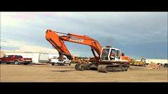 Long reach excavator for sale in PA  - Call Bryan Smith: (757) 785-9136 https://www.youtube.com/watch?v=sBrFJmKh4_U&utm_content=buffer2b72f&utm_medium=social&utm_source=pinterest.com&utm_campaign=buffer