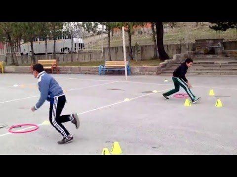 Beden eğitimi ve spor etkinlikleri- eğitsel oyun - YouTube