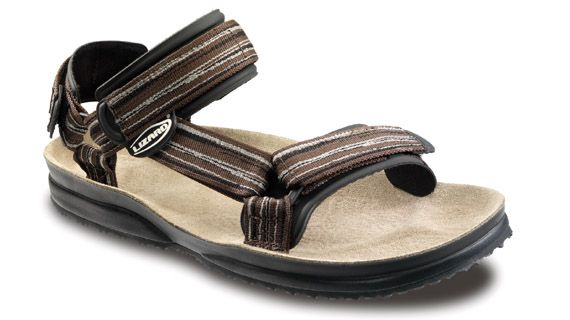 LIZARD SUPER HIKE - the best performance/weight ratio sandal, ideal for every outdoor activity,
