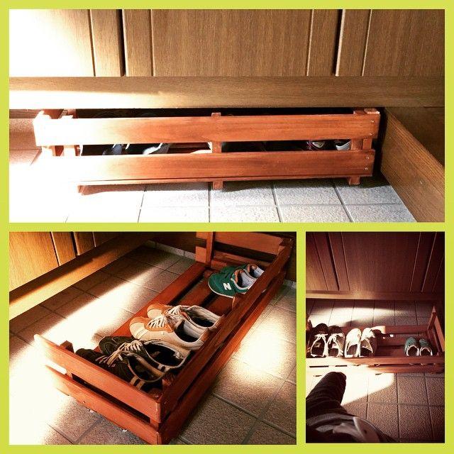 話題のDIYに挑戦!100均「すのこ」を使ってインテリア家具を作っちゃおう♡(3ページ目) | Linomy[リノミー]