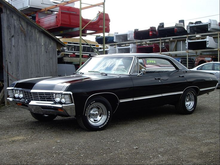 Saving My Money For This Car Chevy Impala Door