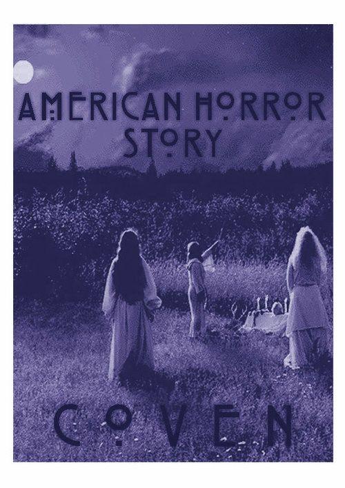 American Horror Story - COVEN - Fan Art