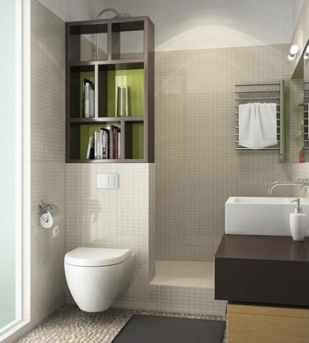 En wc así en el baño pequeño resuelve algo?