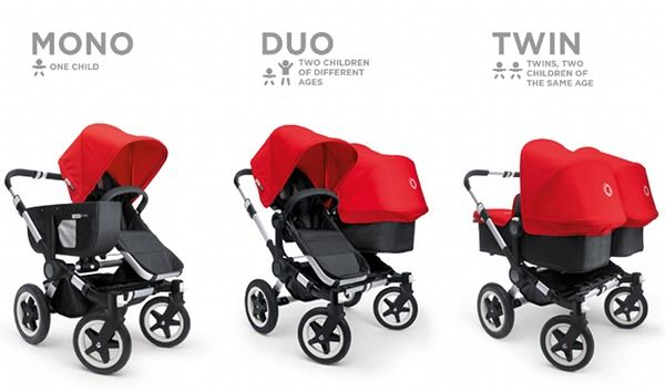Bugaboo Donkey Strollers!!! How do you NOT want to get one of these things. I don't even have a baby yet and I want one of these strollers!