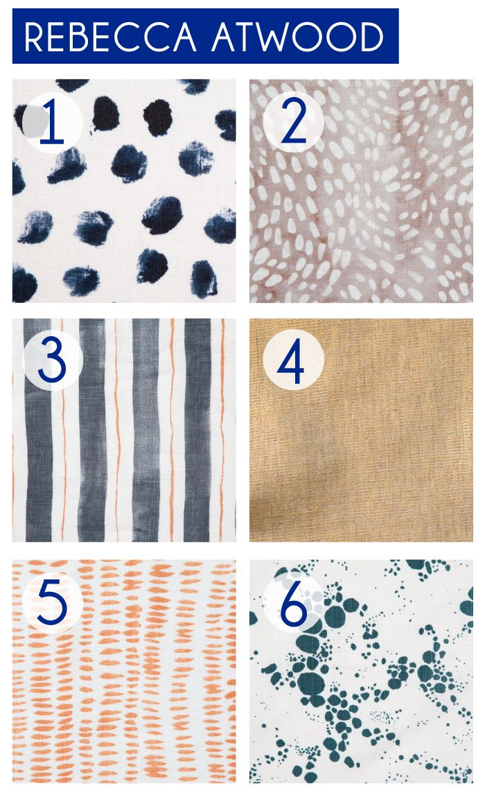 Best places to buy fabric online, Emily Henderson