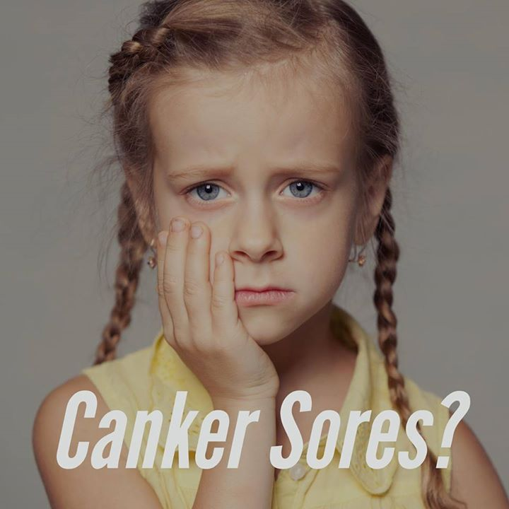how to get rid of canker sores inside mouth