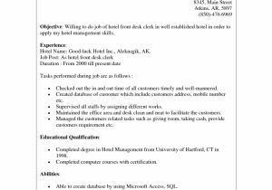 trade support resume skilled labor examples sainde org hotel front desk agent sample product merchandiser