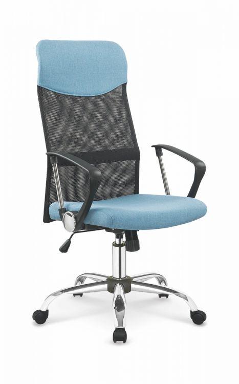 Fotel VIRE 2 to nowoczesny fotel biurowy wyposażony w mechanizm TILT, który pozwala na ustawienie wysokości siedziska, swobodne bujanie się oraz blokadę oparcia w pozycji do pracy.l