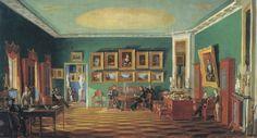 melanyja: Интерьер. Усадьбы XIX века