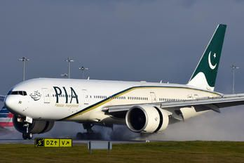 AP-BGZ - PIA - Pakistan International Airlines Boeing 777-200LR photo (1275 views)