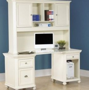 17 Best Ideas About Desk With Hutch On Pinterest Desk