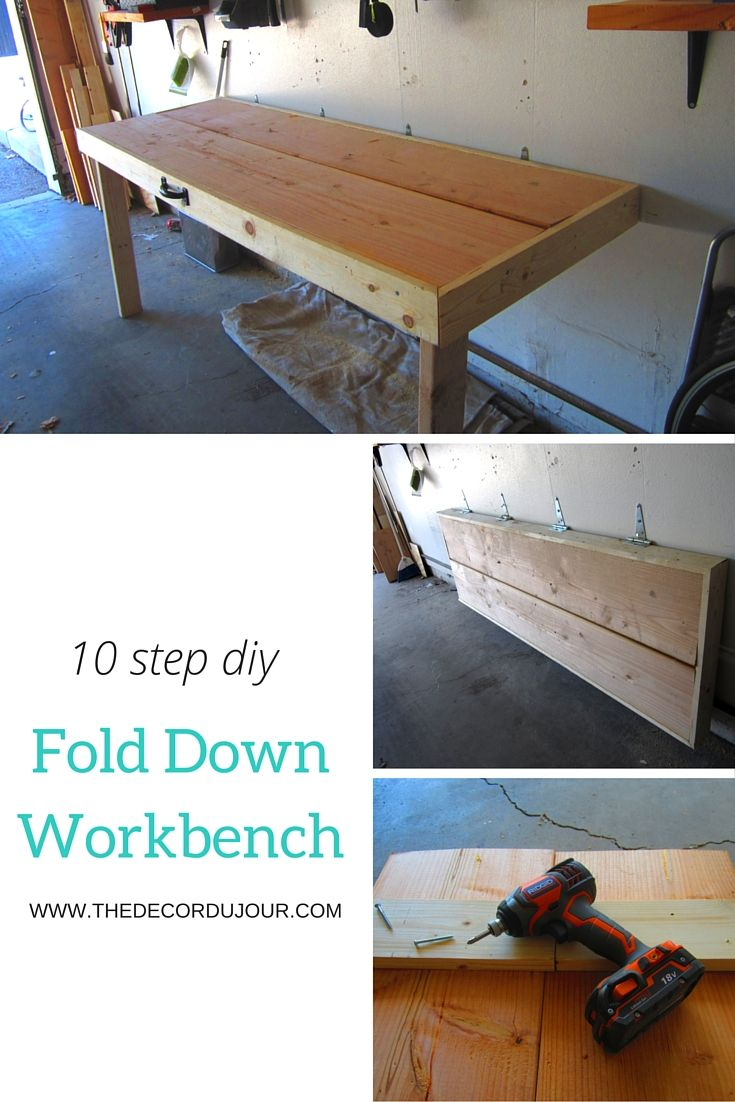 The Decor Du Jour writes a step-by-step tutorial so that you can have a fold…