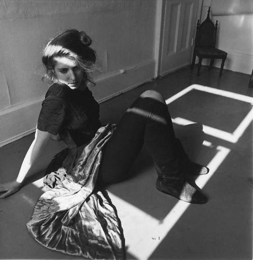 Francesca Woodman, Self Portrait, 1979