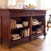 Broyhill Sofa See how the Library Sofa Table from Thomasville Furniture blends classic tradition and style right into the family