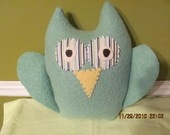 so cute...love the color and owls ;)