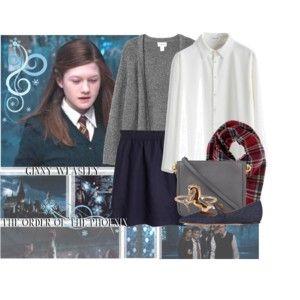 Ginny Weasley -- Order of the Phoenix