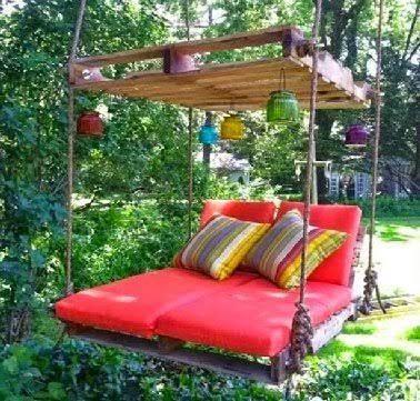 faire un salon de jardin en palette palette bois pinterest. Black Bedroom Furniture Sets. Home Design Ideas