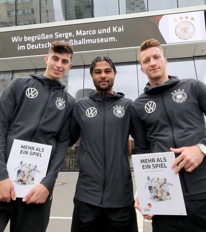 Pin Von Littleborussen Auf Kai Havertz Fussball Bundesliga Dfb