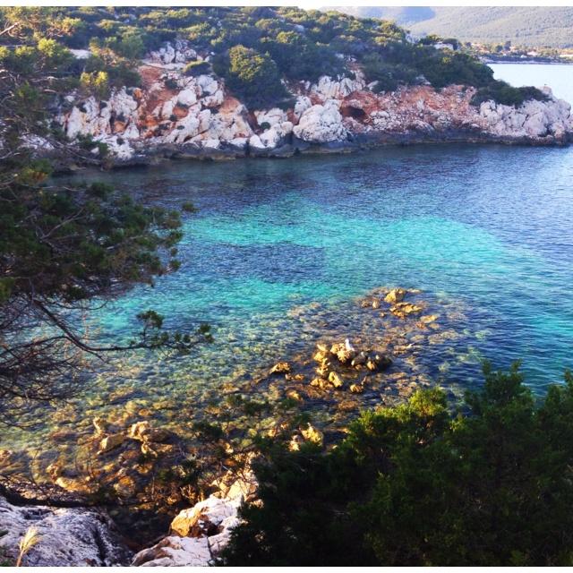 Sardinia, Alghero. Italy.