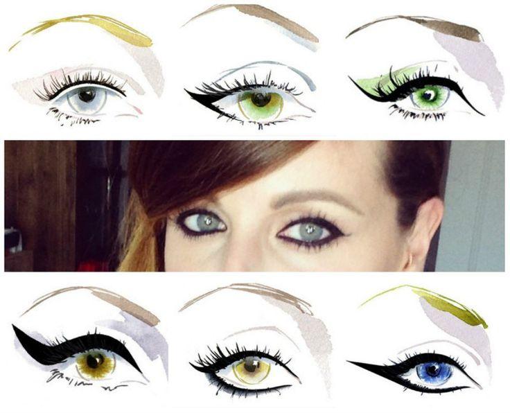Ad ogni occhio il suo eyeliner!