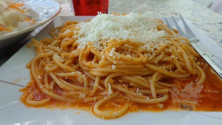 Σπαγγέτι με σάλτσα καρότο... Η ΔΙΑΔΡΟΜΗ ®