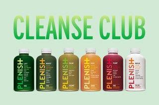 Cleanse Club