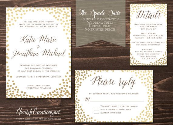Ready To Print Wedding Invitations: 110 Best Wedding-Invites Images On Pinterest