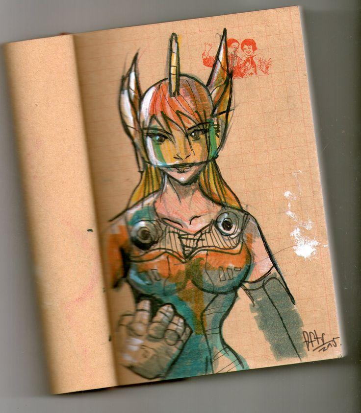 sketch gal