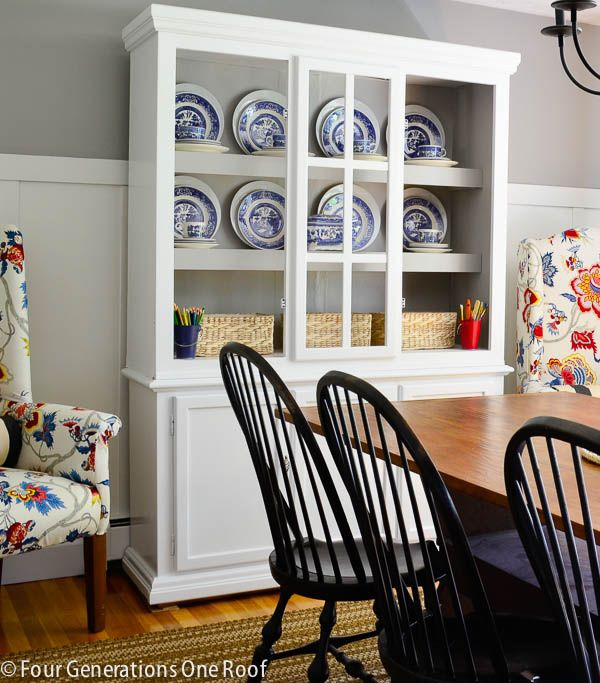 White Dining Room Hutch: 17 Best Images About Dining Room Hutch On Pinterest