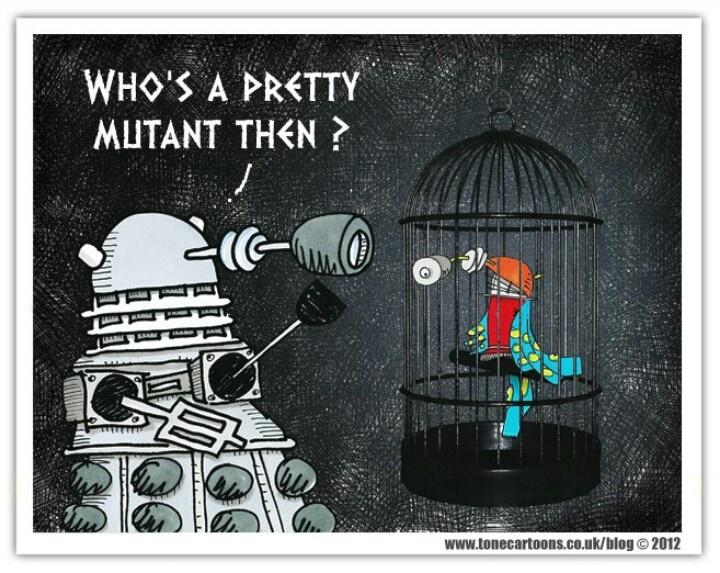 Pretty Mutant