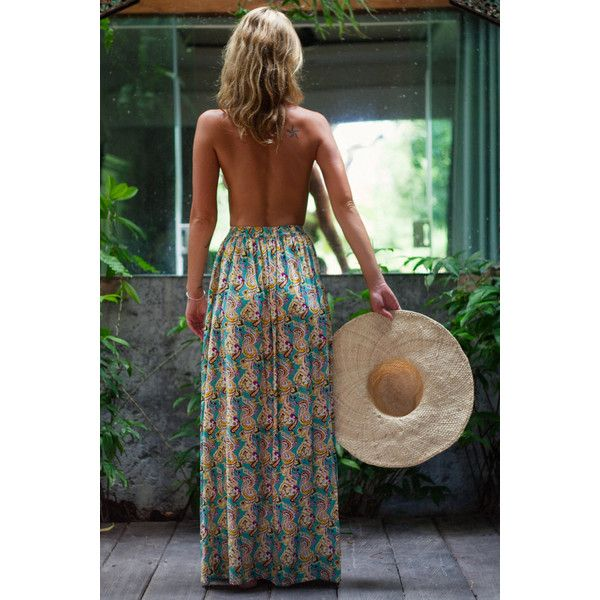 Maxi Split Skirt High Side Splits Long Skirt Vintage Maxi Skirt Ethnic... (£49) ❤ liked on Polyvore featuring skirts, black, women's clothing, tribal maxi skirt, high waist long maxi skirt, rayon maxi skirt, waist belt and elastic waist skirt