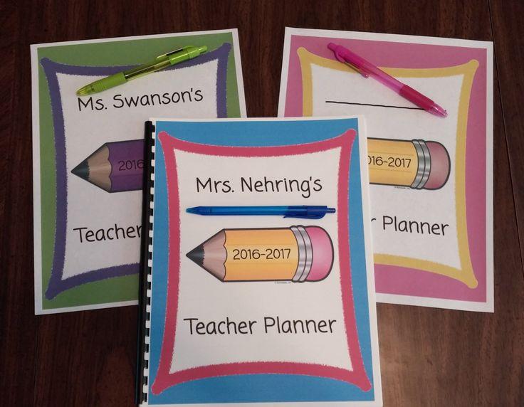 Best 25+ Printable teacher planner ideas on Pinterest Teacher - free printable templates for teachers