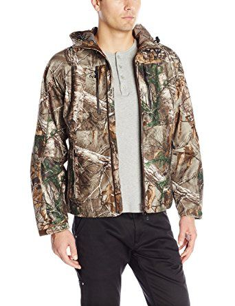 0a9c6775dad9b Berne Men's Peninsula Shell Jacket Review   Work Utility & Safety ...