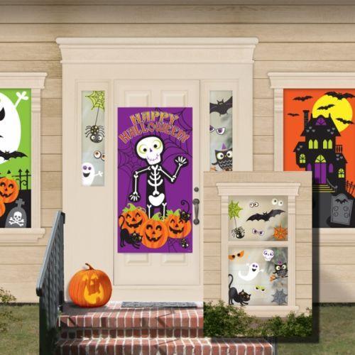 halloween scene setter decoration kit httpwwwwfdennycouk