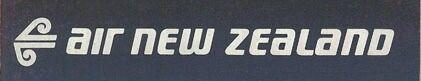 Old Air New Zealand Logo