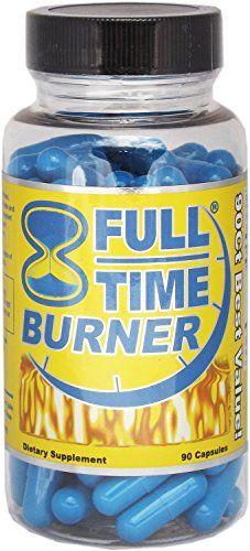 FullTime Fat Burners For Men  Best Natural Fat Burner Pills That Work Fast  90 C...