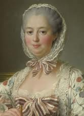 Madame de Pompadour  - mistress, friend and adviser to Louis XV, remained with the king up to her death in 1764. Introduced to the court through relatives, she was noticed by the king and quickly became one of his preferred mistresses. Louis XV had the Petit Trianon palace built for her, a haven of peace away from the court.