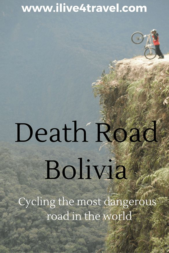 Death Road Bolivia - Cycling the most dangerous road in the world