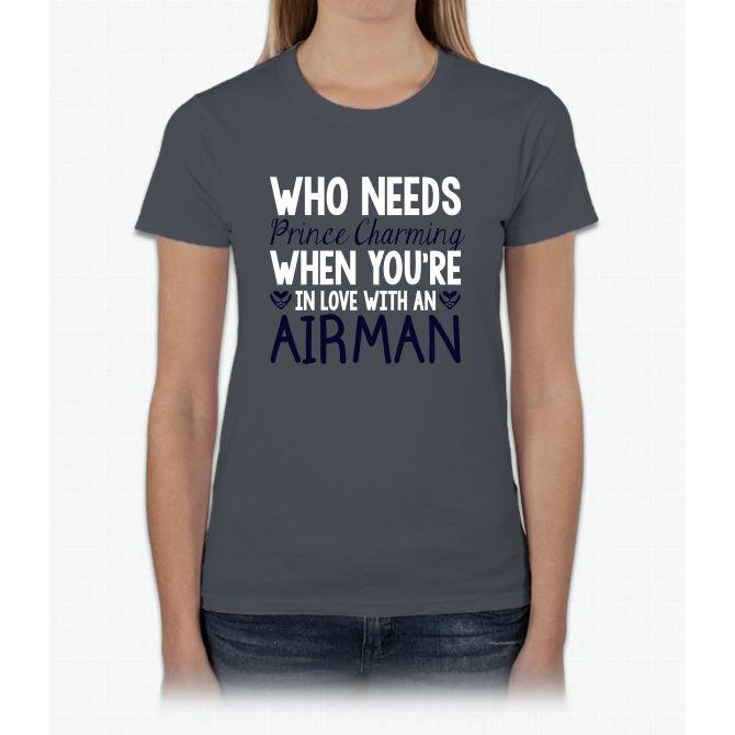 Who Needs Prince Charming Maternity Womens T-Shirt