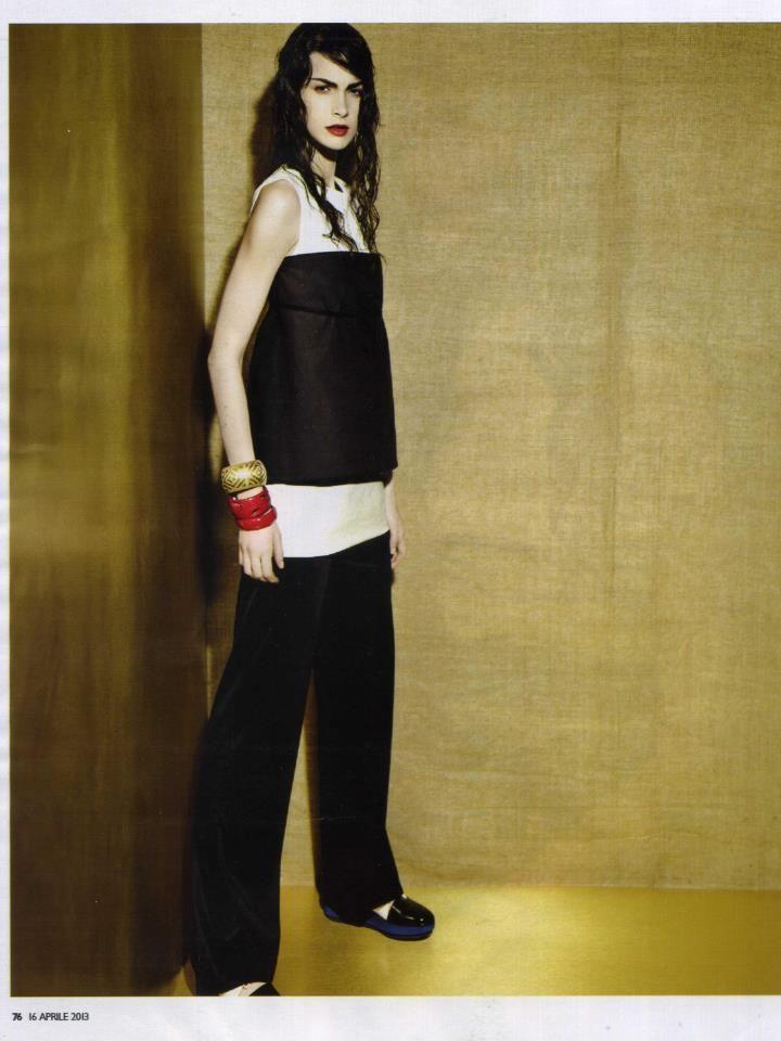 DOUUOD su TU STYLE n° 15 #fashion #photoshooting