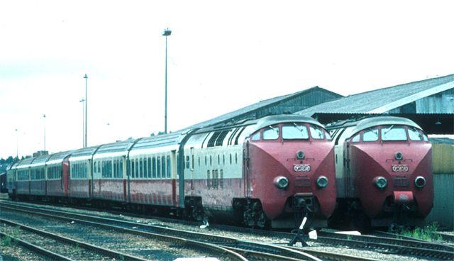 Trans Europ Express, TEE, ns