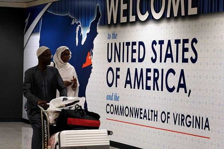 """Donald Trump's travel ban to into effect Thursday https://tmbw.news/donald-trumps-travel-ban-to-into-effect-thursday  WASHINGTON – The Trump administration has set new criteria for visa applicants from six mainly Muslim nations and all refugees that require a """"close"""" family or business tie to the United States. The move came after the Supreme Court partially restored President Donald Trump's executive order that was widely criticized as a ban on Muslims.Visas that have already been approved…"""