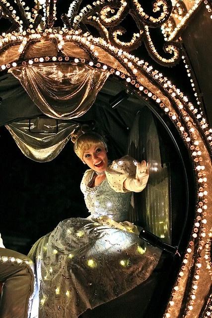 Cinderella my favorite Princess!